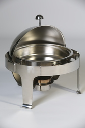 CHAFING DISH ROND 9 LITRES