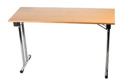 TABLE CONFÉRENCE 120X45CM