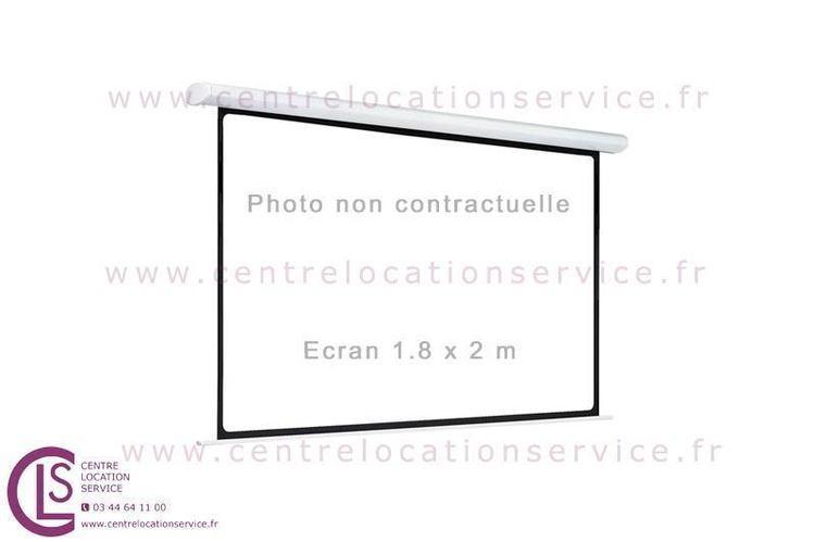 ECRAN 1,8X2M