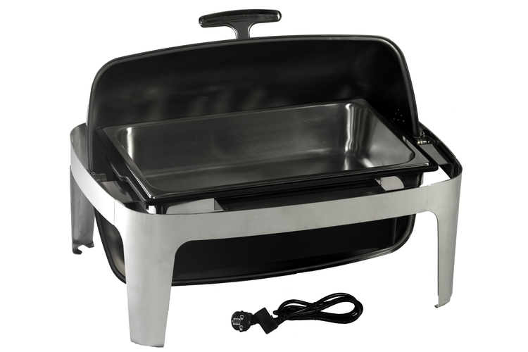 CHAFING DISH ROLL TOP ÉLECTRIQUE