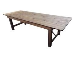 TABLE BOIS HERITAGE