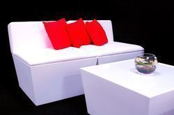 TABLE BASSE CONIC LOUNGE