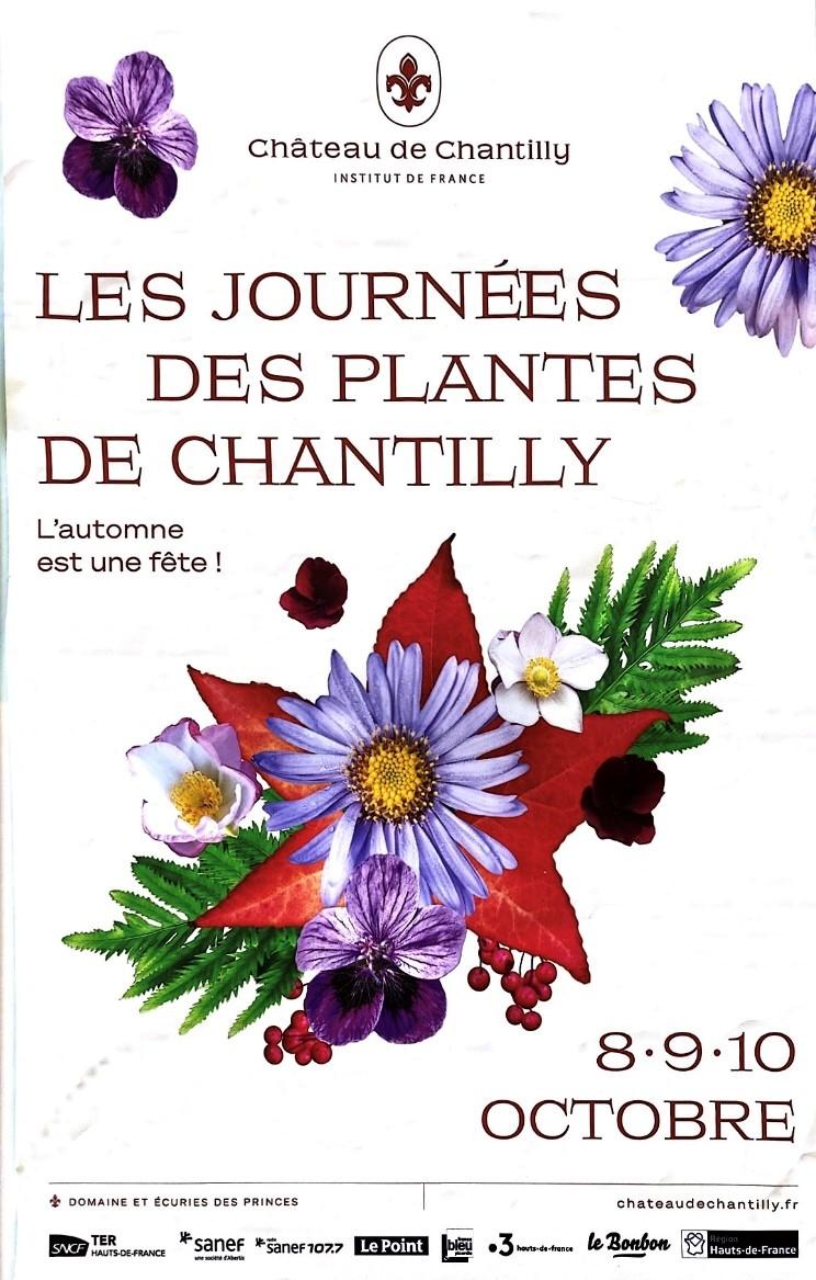 LES JOURNEES DES PLANTES DE CHANTILLY